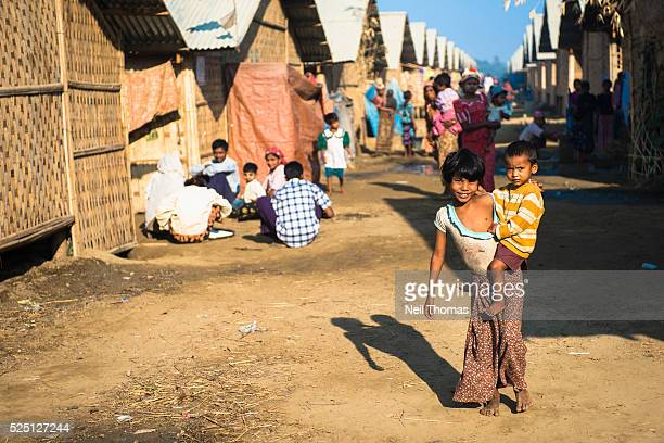 Over 100000 Rohingya Muslims were displaced during violent clashes in 2012 The Burmese government classifies the Rohingya as immigrants to Burma and...