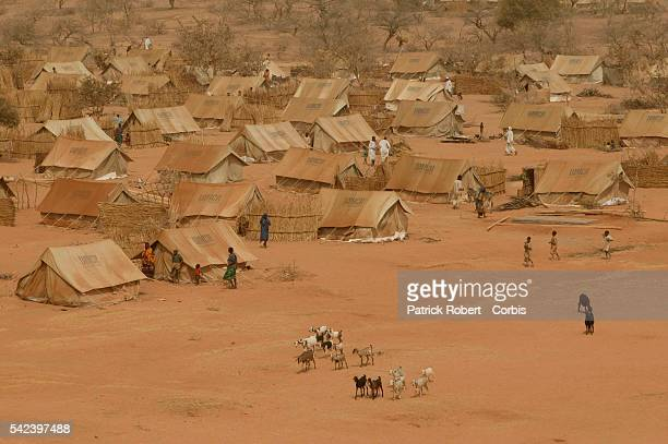 Over 110000 refugees have fled into Chad since fighting broke out over a year ago in Sudan's Darfour region and the number looks set to rise Many...