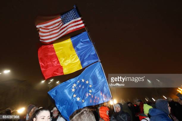 Over 20 thousand people rallied against the proposal by the government to ease anti-graft legislation on 6 February in Bucharest, Romania. Recently...