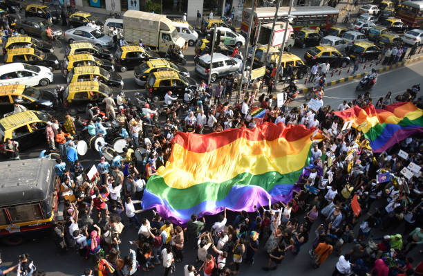 IND: LGBTQ Community Holds Pride March In Mumbai