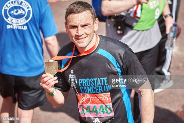 Over 40000 people ranging from Athletes to non athletes to celebrities took part in the London Marathon which started at Blackheath and finished at...