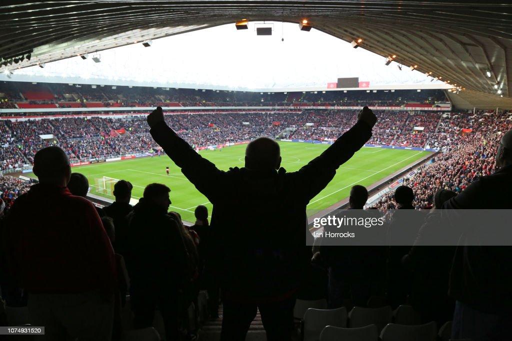 Sunderland v Bradford City - Sky Bet League One : News Photo