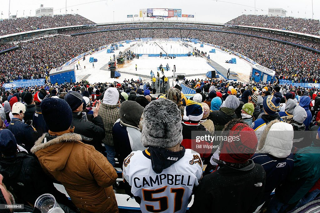 NHL Winter Classic : News Photo