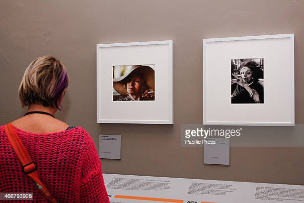 Over 80 works were displayed at the exhibition of Tamara De Lempicka Tamara de Lempicka was a Polish Art Deco painter and the first woman artist to...
