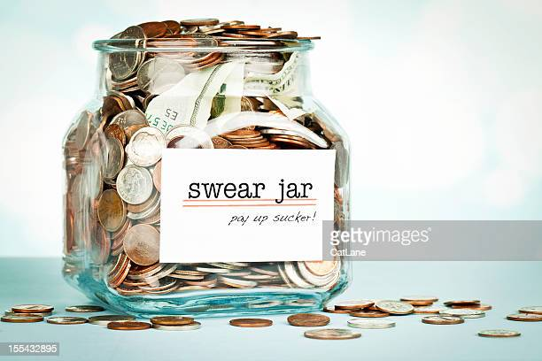 Over Flowing Swear Jar