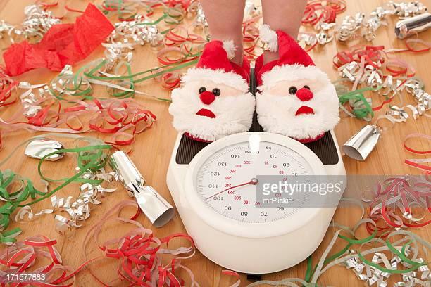 Over indulgence at Christmas time