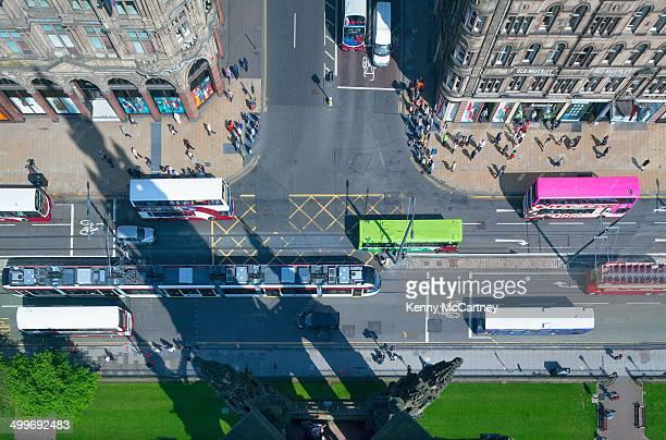 over the edge traffic - ロージアン ストックフォトと画像