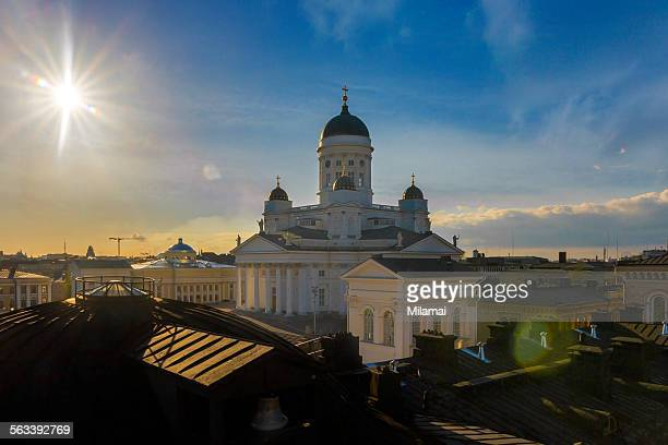 Over the Roofs of Helsinki
