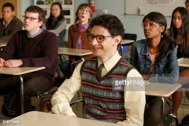 AP BIO 'Overachieving Virgins' Episode 107 Pictured Nick Peine as Marcus