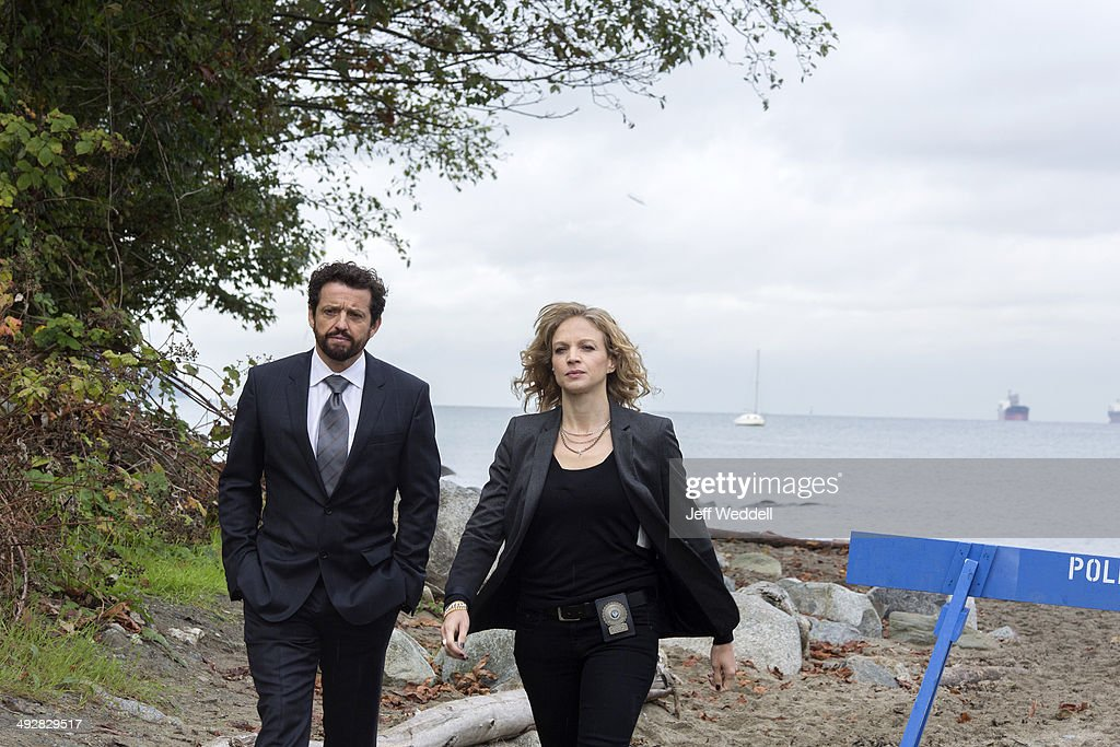 MOTIVE - 'Overboard' - When a stunning socialite drowns after a celebration aboard a yacht, Detectives Flynn and Vega are faced with a number of potential suspects. The case seems to be solved, but as tension continues to build between Angie and Sergeant Cross, the investigation leads them to an unlikely killer with an unexpected motive, on 'Motive,' WEDNESDAY, JUNE 4 (10:00-11:00 p.m., ET) on the ABC Television Network.