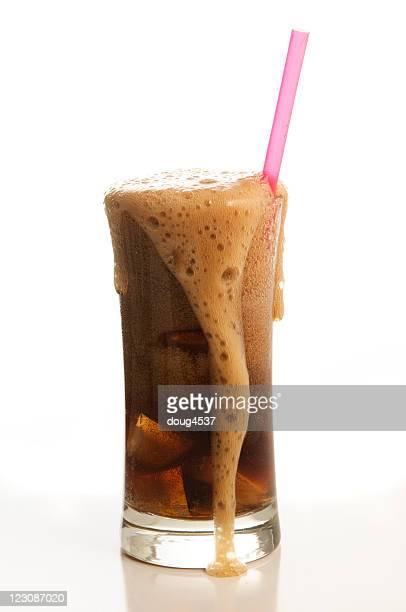 Overflowing Soda