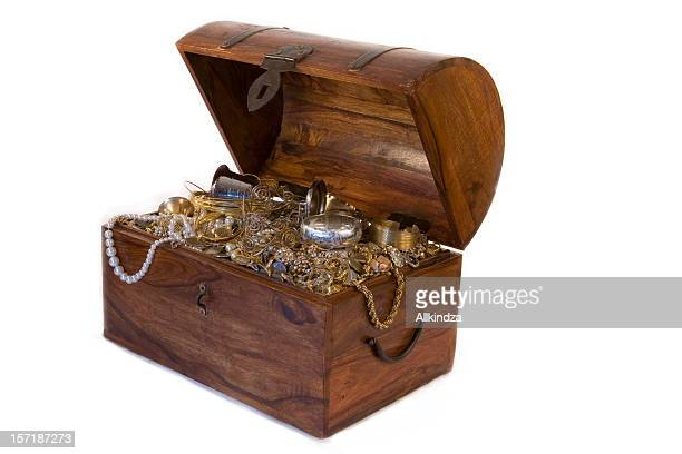 Overflowing Treasure Chest 2