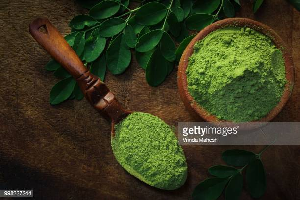 43 Moringa Powder Pictures, Photos & Images - Getty Images