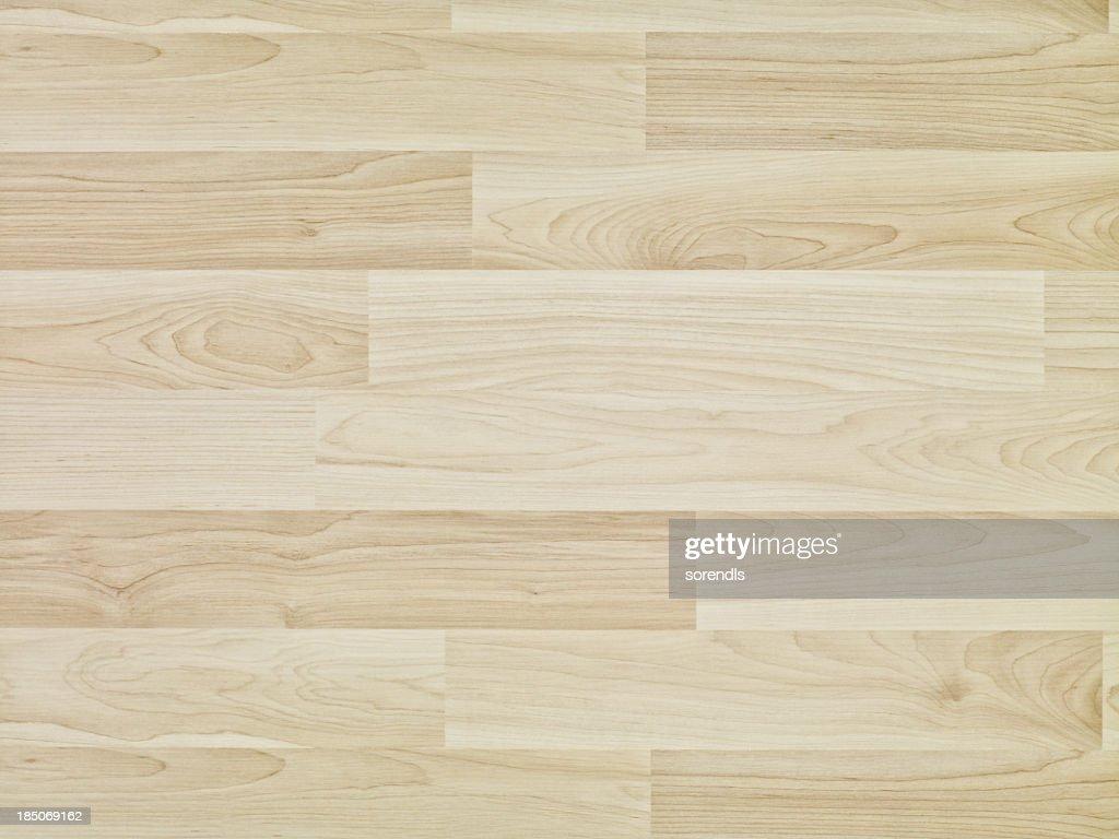 Overhead View Of Wooden Floor