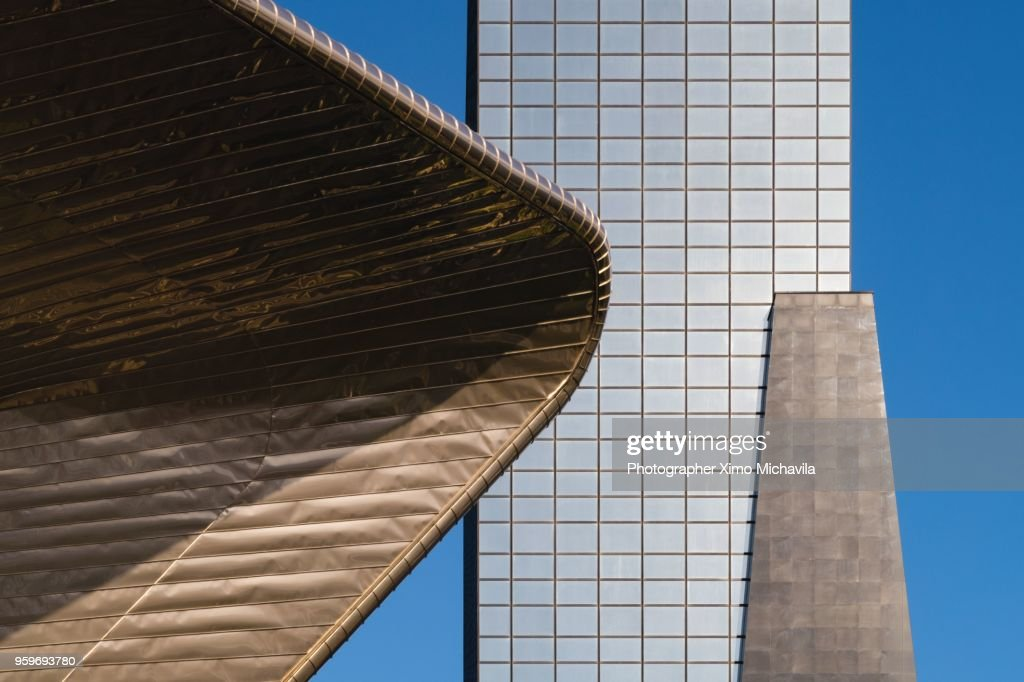 Overlapping building : Stock-Foto