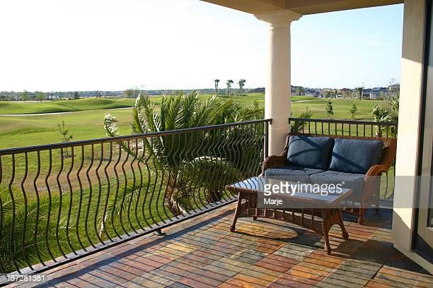 Overlooking the Golf Course III