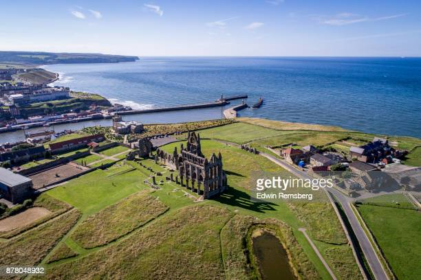Overlooking Whitby