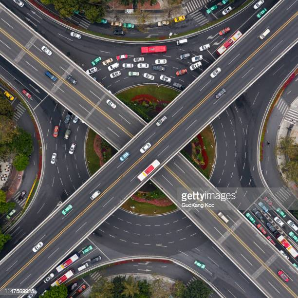 広州の陸橋 - 高架道路 ストックフォトと画像