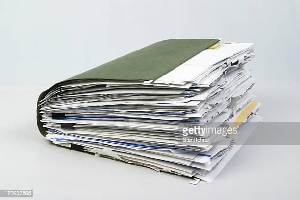 Overstuffed File Folder 3