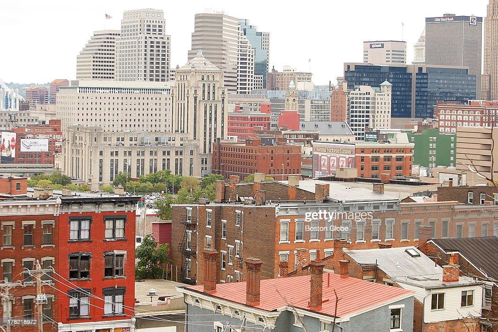 Over The Rhine Is One Of Best Known Black Neighborhoods In Cincinnati