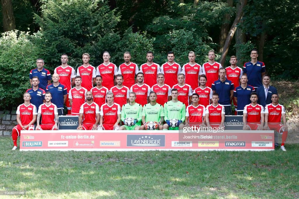 1. FC Union Berlin - Team Presentation
