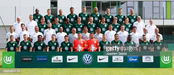 Overview 1st Row William Marvin Stefaniak Kaylen Hinds Felix Klaus Josip Brekalo Pavao Pervan Phillip Menzel Sebastian Jung Yunus Malli PaulGeorges...