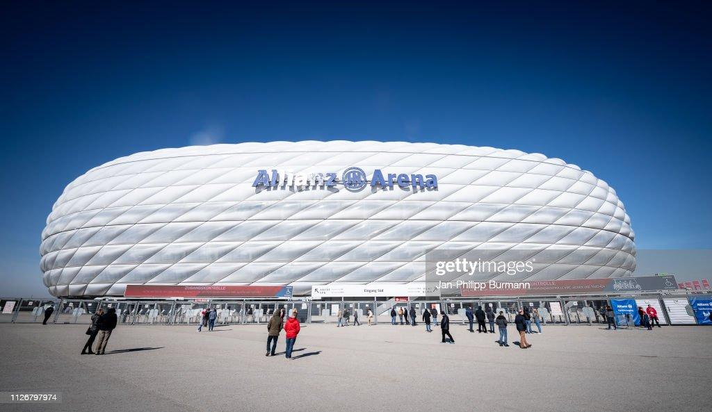 DEU: FC Bayern München vs Hertha BSC - Bundesliga