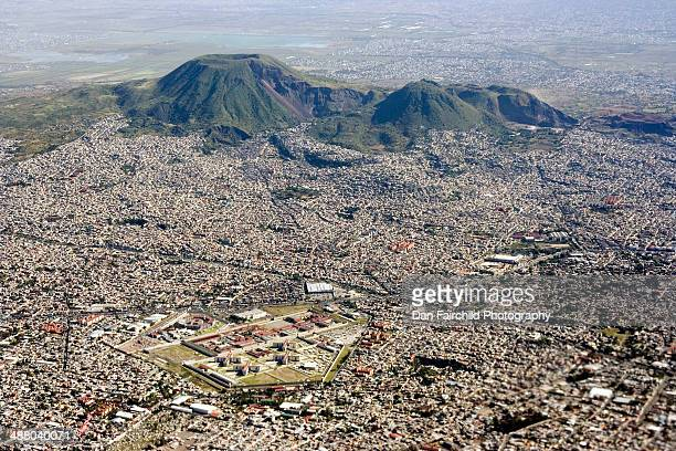 overview, mexico city - mexico city stock pictures, royalty-free photos & images