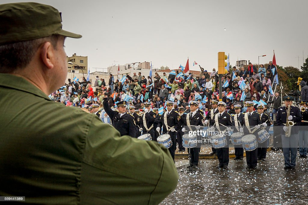 Marching Bands : Fotografía de noticias