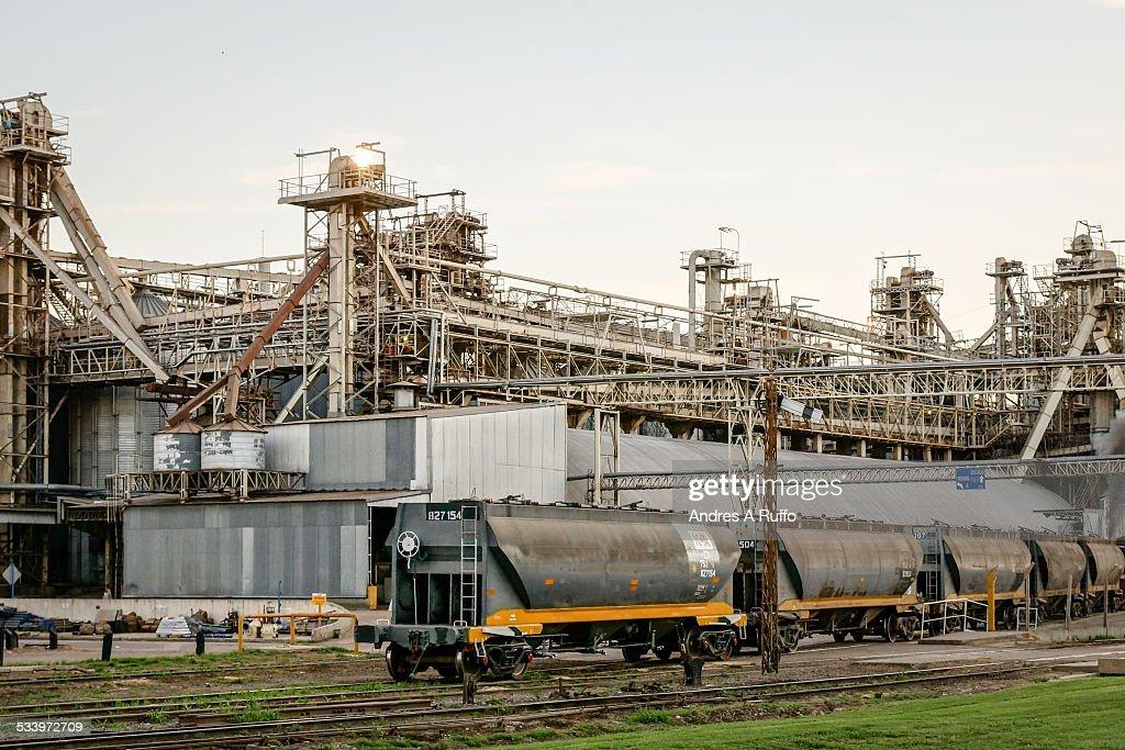 Industrial Landscape : News Photo