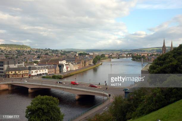 Overview of City Inverness - United Kingdom