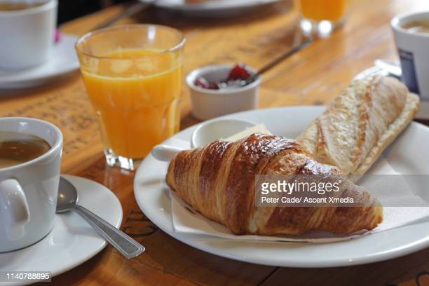 Overview of continental breakfast
