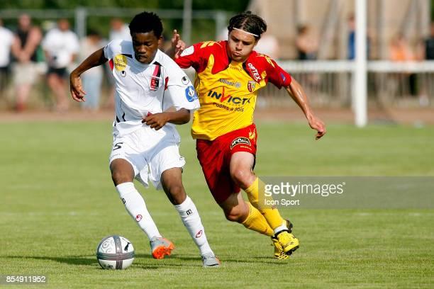 Ovidy Karuru / Nenad KOVACEVIC Lens / Boulogne Match Amical Pre Saison 2010/2011 Berck
