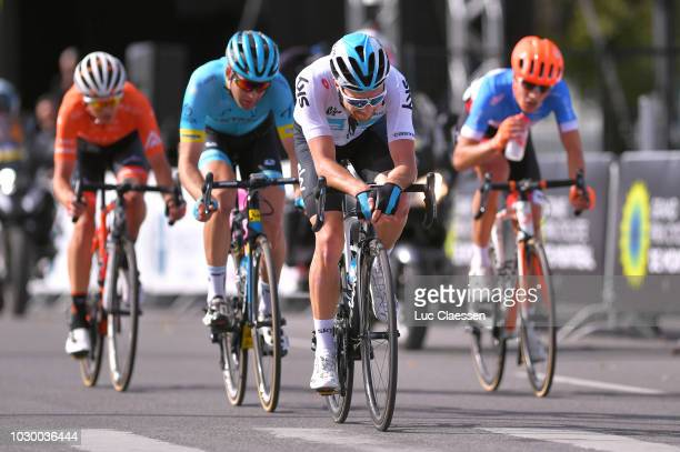 Owain Doull of Great Britain and Team Sky / during the 9th Grand Prix Cycliste de Montreal 2018 a 1952km race from Montreal to Montreal 79m / GPCQM /...