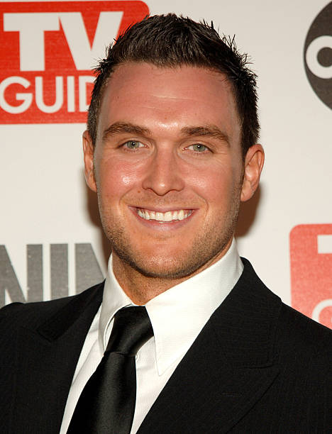 Owain Yeoman During ABC TV Guide And Warner Bros Television Present The Nine