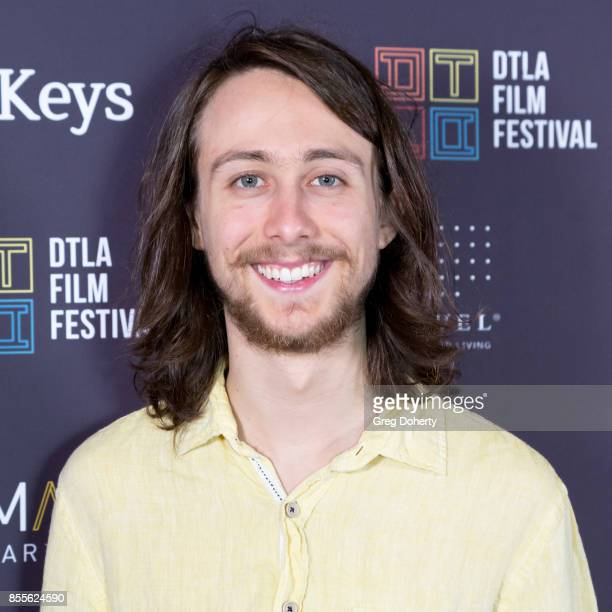 Owen Campbell arrives for the DTLA Film Festival Premiere Of The Orchard's 'Super Dark Times' at Regal 14 at LA Live Downtown on September 25 2017 in...