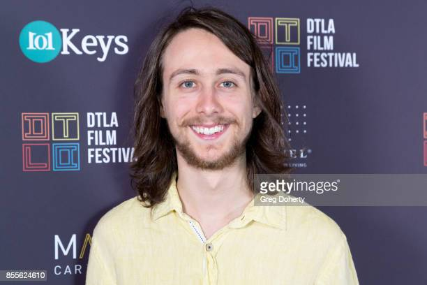 Owen Campbell arrives for the DTLA Film Festival Premiere Of The Orchard's Super Dark Times at Regal 14 at LA Live Downtown on September 25 2017 in...