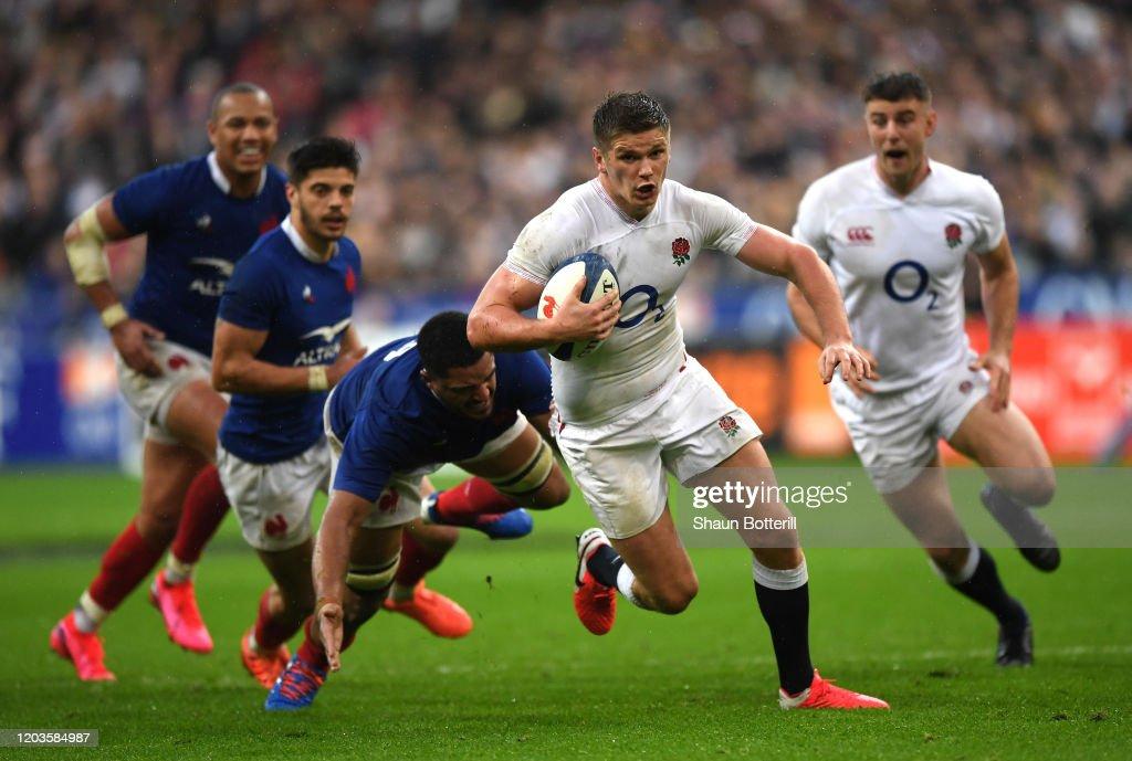 France v England - Guinness Six Nations : ニュース写真