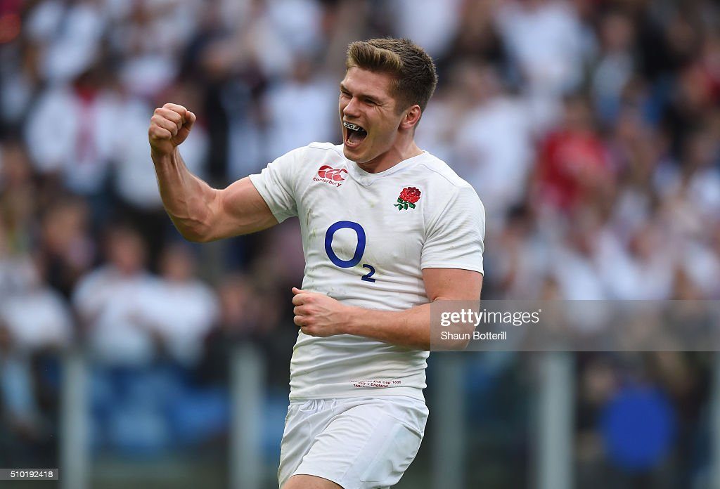 Italy v England - RBS Six Nations : News Photo