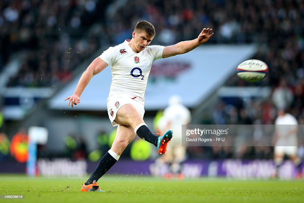 England v South Africa - QBE International