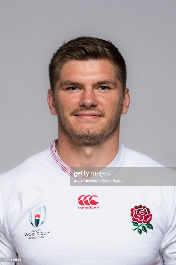 England Portraits - Rugby World Cup 2019 : ニュース写真