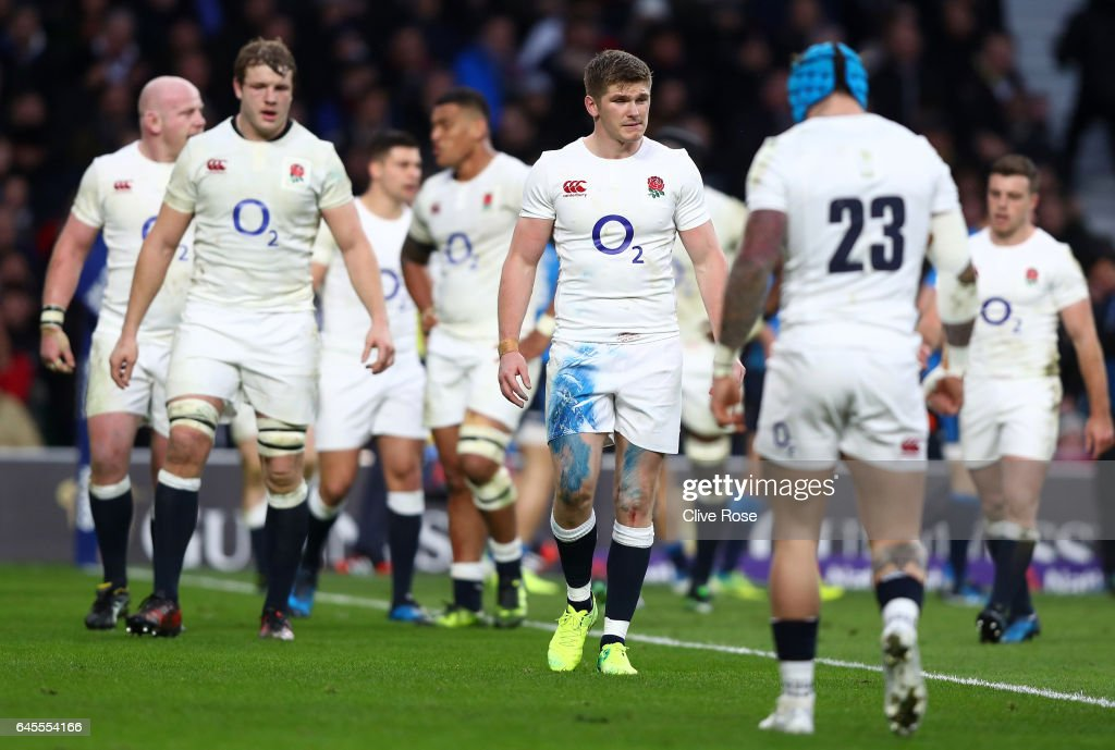 England v Italy - RBS Six Nations