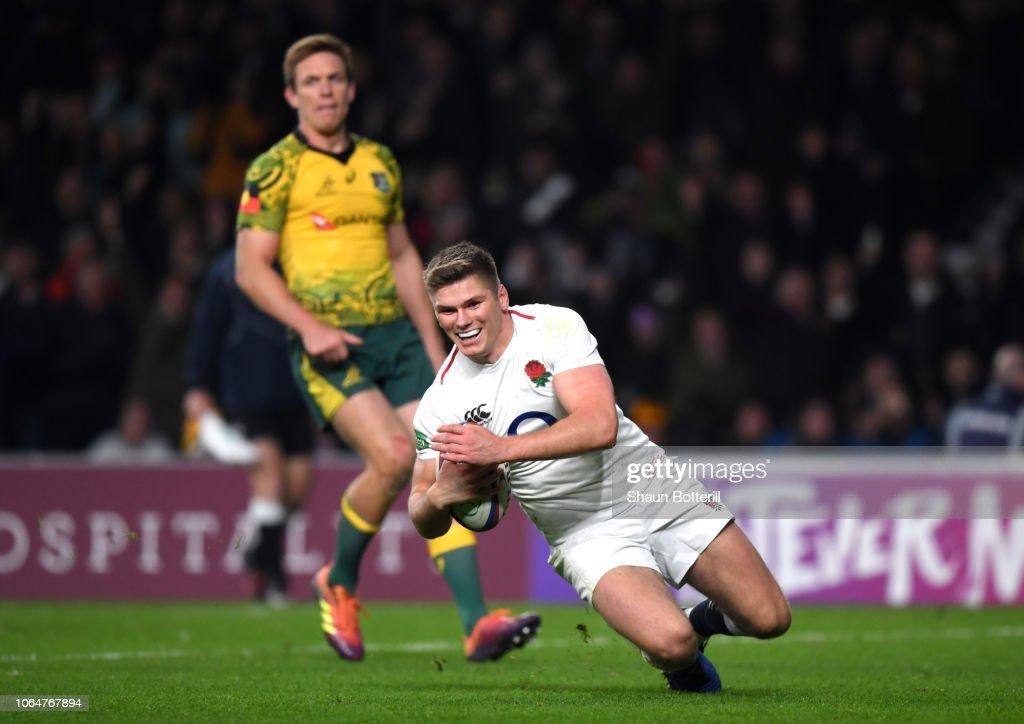England v Australia - Quilter International : ニュース写真