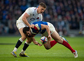 london england owen farrell england tackles