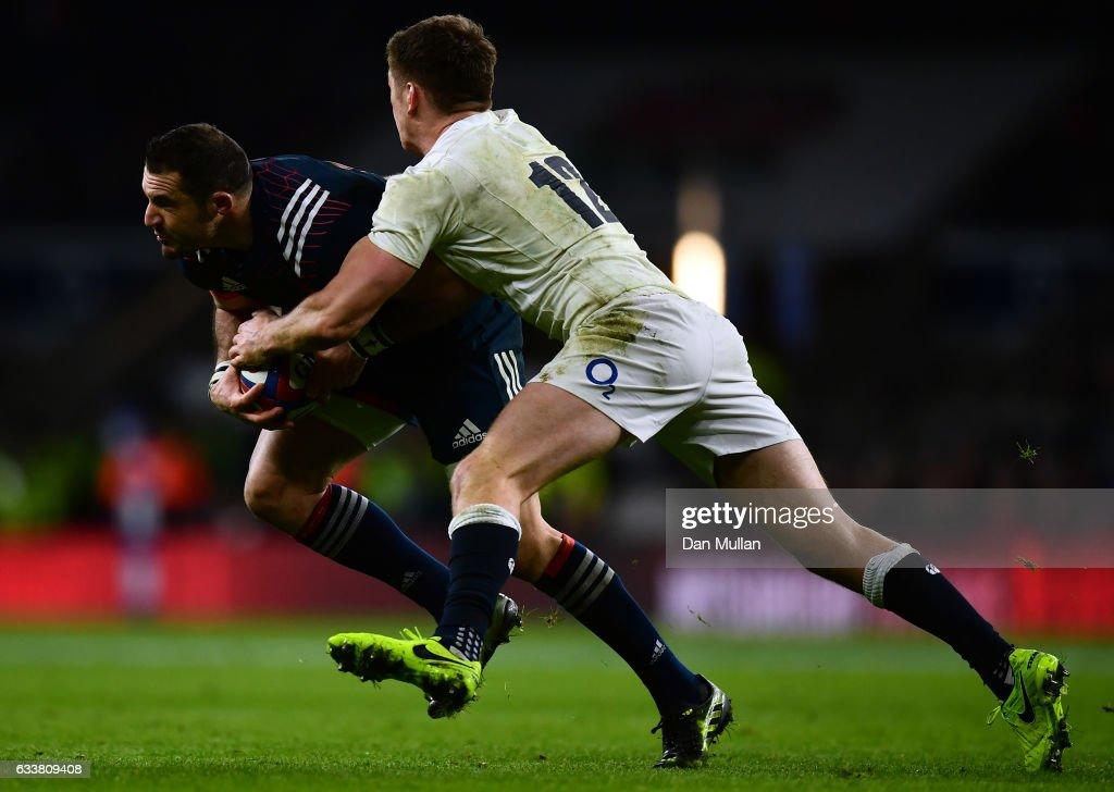 England v France - RBS Six Nations : News Photo