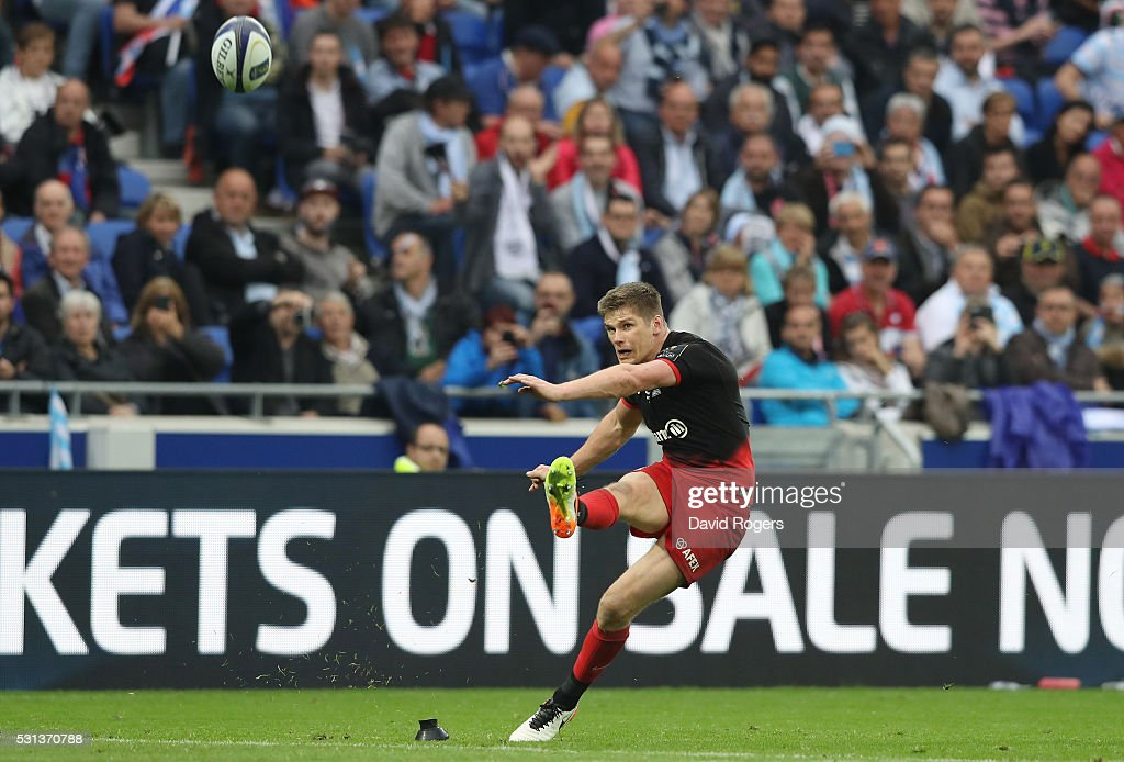 Racing 92 v Saracens - European Rugby Champions Cup Final : News Photo