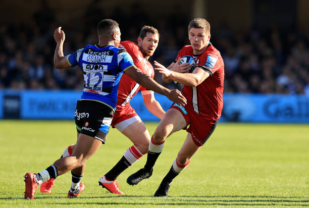 GBR: Bath v Saracens - Gallagher Premiership Rugby