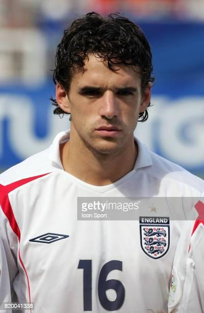 Owen HARGREAVES Angleterre / Equateur 1/8 finale Coupe du Monde 2006 Stuttgart Allemagne