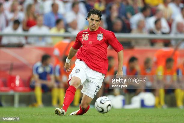 Owen HARGREAVES Angleterre / Suede Coupe du Monde 2006