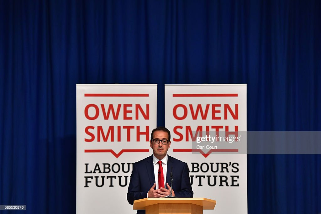 Owen Smith Pledges A Revolution In Workers' Rights
